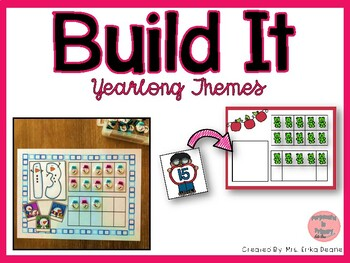 Build It! Year Long Themes
