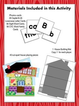 Build & Learn Phonics Game
