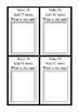 Build Math Flash Cards