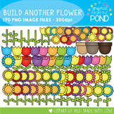 Build More Fowers Clipart Pack