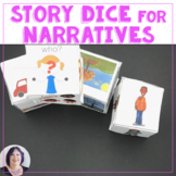 Telling Stories and Oral Narratives with Story Dice Speech