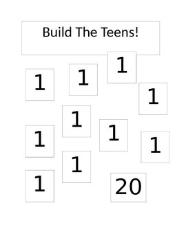 Build Numbers in the teens