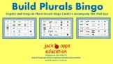 Build Plural Bingo Cards