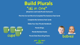 Build Plurals - All in One