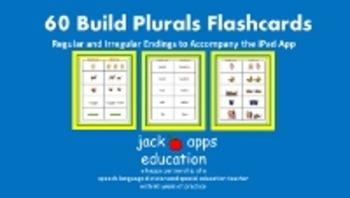 Build Plurals Flashcards