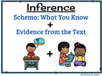 Spring Inference Stories and Riddles