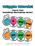Build Reading Fluency and Decoding Skills With Wiggle Words! (Lessons and Games)