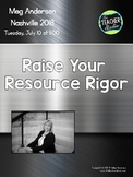 Build Resources That Make a Difference