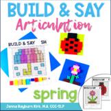 Build & Say: Spring Brick Articulation