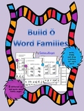 Build Short o Word Families