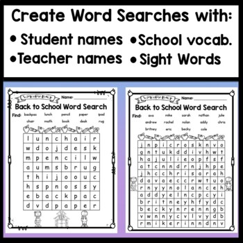 Third Grade Sight Words with Snap Cubes Sight Words {41 Words!}