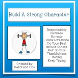 Build Strong Character Traits- Virtual and In Class