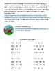 Build Subtraction Task Cards
