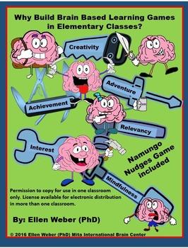 Build Brain Based Games in Elementary