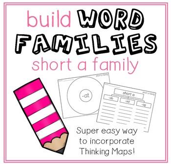 Build Word Families - Short A