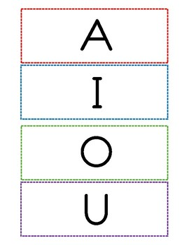 Build Words with missing letters