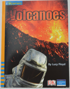 Build Your Classroom Library:  Volcanoes (6 Books)