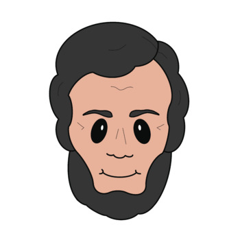 Build Your Own ABRAHAM LINCOLN Clip Art