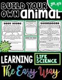 Build Your Own Animal: Learning Life Science the Easy Way