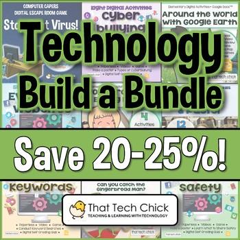 Technology Build a Bundle--Save 20-25%