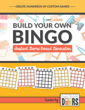 Build Your Own Bingo
