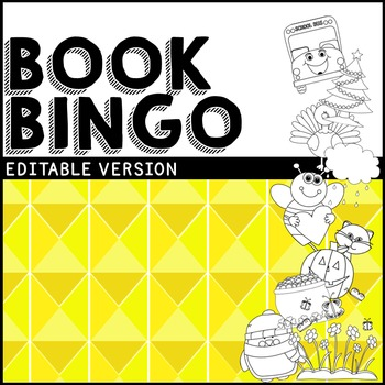 Build Your Own Book BINGO! (Alternative to Reading Log)