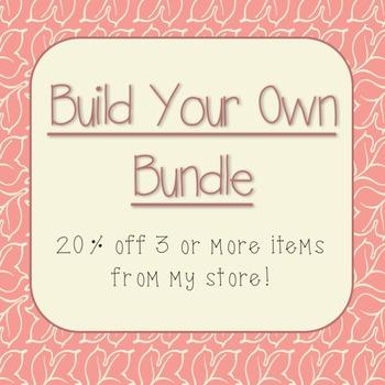 Build Your Own Bundle