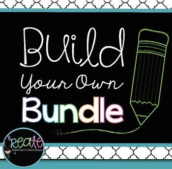 Build Your Own Bundle - Digital Clipart
