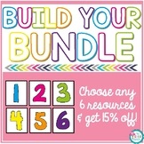 Build Your Own Bundle {Save 15%}