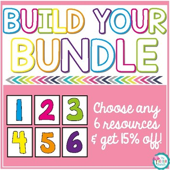 Build Your Own Bundle {Save 15%}