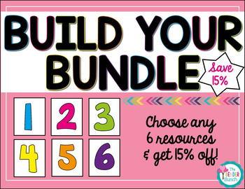 Build Your Own Bundle {Steph}