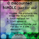 Build Your Own Bundle for Spanish Teachers, Special Order for Naila