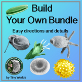 Build Your Own Bundle of Tiny Worlds Resources