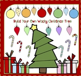 Build Your Own Christmas Tree - Wacky Christmas Tree - Chr
