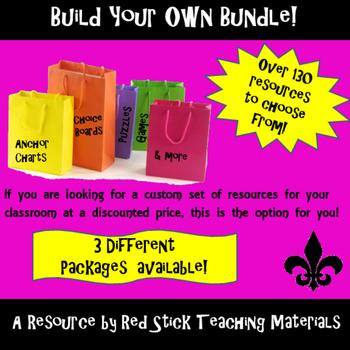 Build Your Own Custom Bundle
