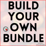Build Your Own Custom Bundle 5+ Secondary ELA Resources / 15% OFF