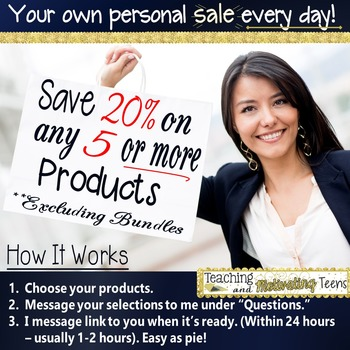 Build Your Own Customized Bundle - Choose 5 Products or Mo