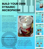 Build Your Own Dynamic Microphone