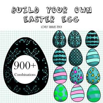 Build Your Own Easter Egg