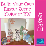 Easter Scene - Build Your Own