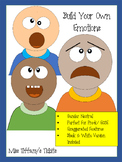 Build Your Own Emotions! Perfect for ECSE/ Pre-K