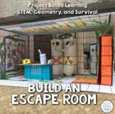 Build Your Own Escape Room, A Project Based Learning Activ