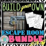 Build Your Own Escape Room BUNDLE