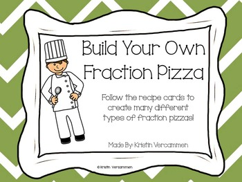 Build Your Own Fraction Pizza!