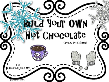 Build Your Own Hot Chocolate