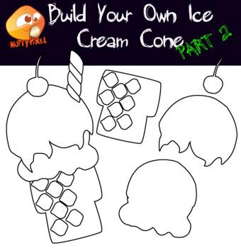 Build Your Own Ice Cream Cone - Part 2
