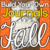 Build Your Own Journal - Autumn/Fall