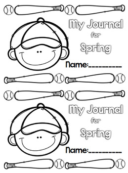 Build Your Own Journal - Spring