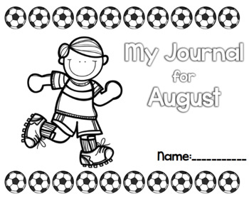Build Your Own Journal - Summer