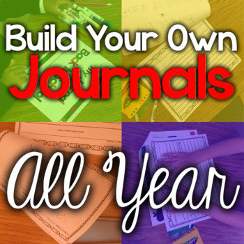 Build Your Own Journals - Year-Long Bundle